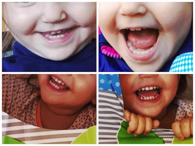 Δεν υπάρχει πιο γλυκό πράγμα από το χαμόγελο ενός μωρού