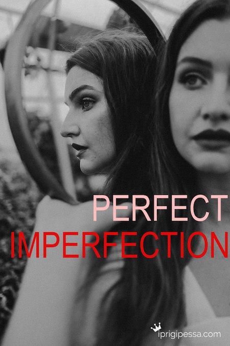 Ποιος μας στέρησε την ικανότητα να δούμε τους εαυτούς μας τέλειους, μες την ατελειά μας; Ποιος μας έκλεψε την αυτοπεποίθηση;
