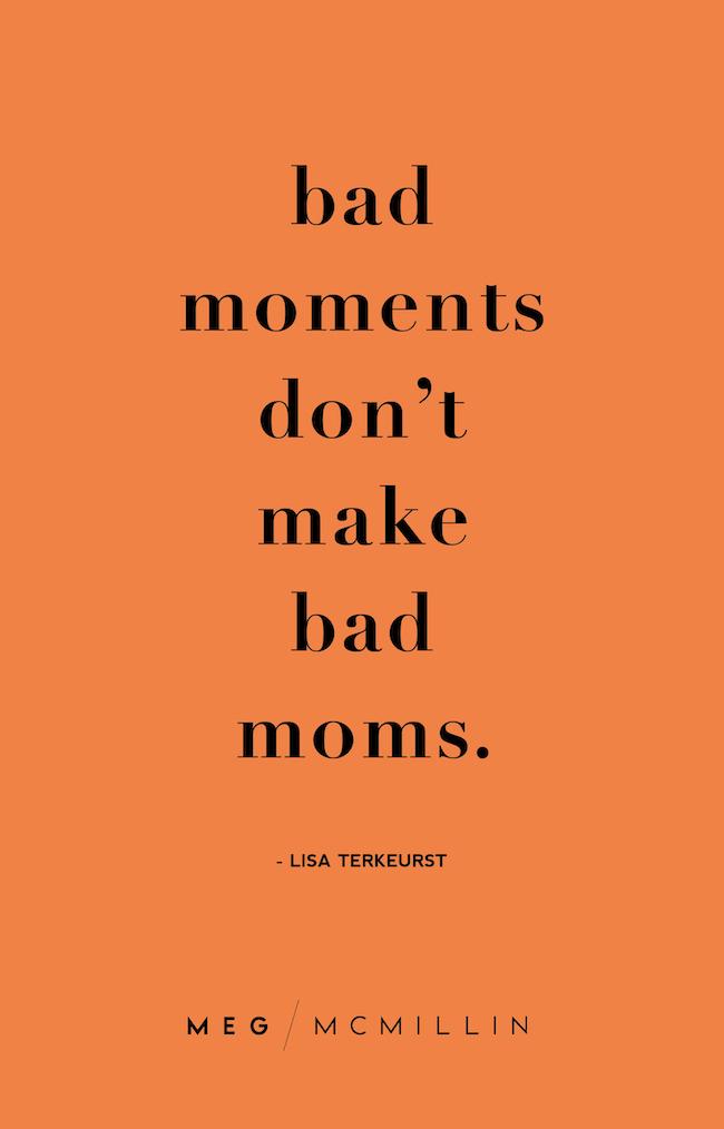 Όλες έχουμε ζήσει άσχημες στιγμές. Στιγμές για τις οποίες ντρεπόμαστε, μισούμε τον εαυτό μας, δυσκολεύομαστε να τις χωνέψουμε. Όμως αυτές οι στιγμές δεν μας ορίζουν.