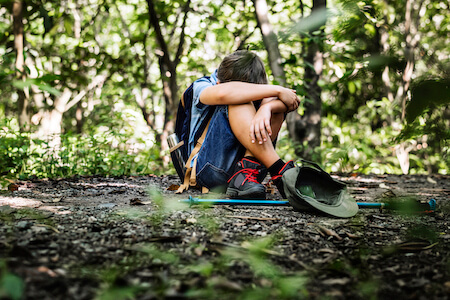 Ο ψυχικός πυρετός των παιδιών, είναι εξίσου σημαντικός και υπαρκτός όπως και ο σωματικός, και απαιτεί από εμάς τους γονείς να σκύψουμε πάνω από το παιδί με την ίδια υπομονή και φροντίδα.